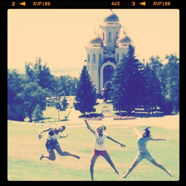 russia, fun, girls