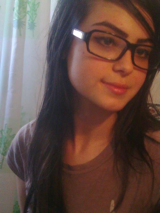 sexy, brunette, glasses, cool, girl