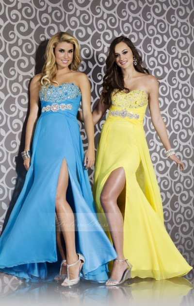 sheath/column sweetheart floor length chiffon prom dress