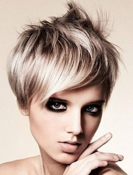 short haircut 2012 women