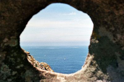 sky, ocean, hole, lovely, peaceful