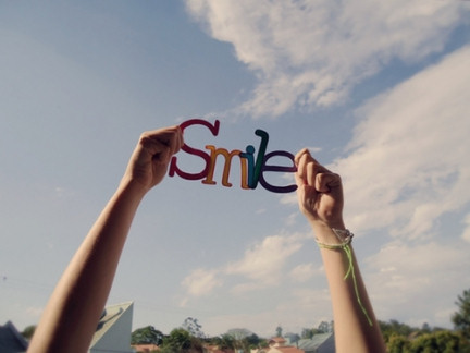 smile, beautiful, colorful