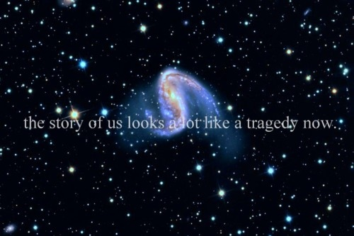 stars, story of us, taylor swift, tragedy, universe