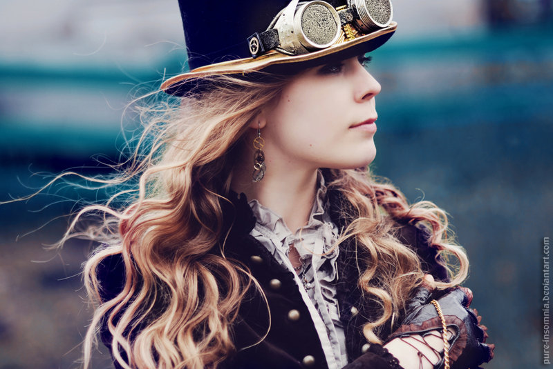 Clare Williams - Sons of Ether Steampunk-girl-Favim.com-466313