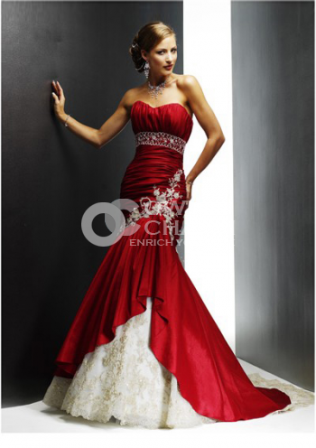 Day dresses even a cheap dress can look wonderful on a for Where to buy cheap wedding dresses online