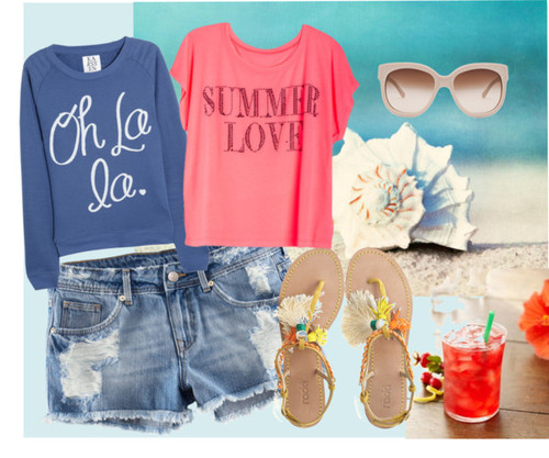 summer, fashion
