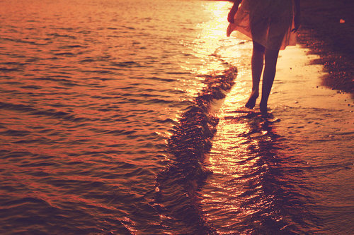 beach, coast, girl, photography, summer, sunlit, surf, tumblr, water