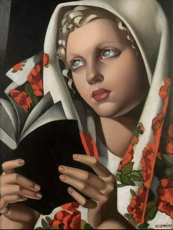 tamara lempicka, art, visual art, female, the polish girl