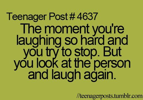 teenager post, laugh, haha, lol