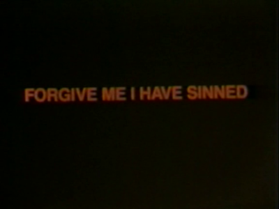 text, sin, forgive me, words, quotation