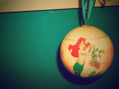 The little mermaid christmas decoration image 468142 for Ariel christmas decoration