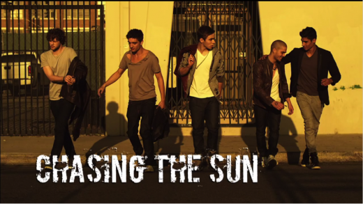 chasing the sun, cute, the wanted