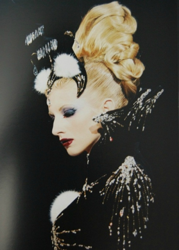 thierry mugler, haute couture, patrice stable, fashion, photography
