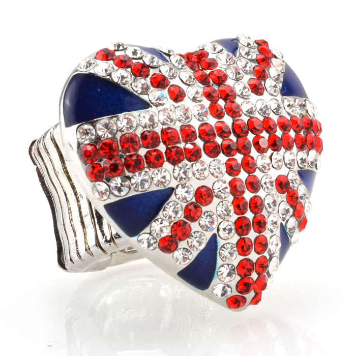 American Flag Rings Jewelry