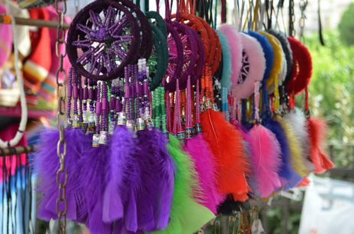 colours, dream, dream catcher, photography, vintage