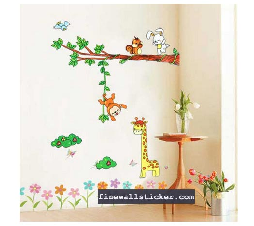 Design interior design kids kids wall sticker wall sticker