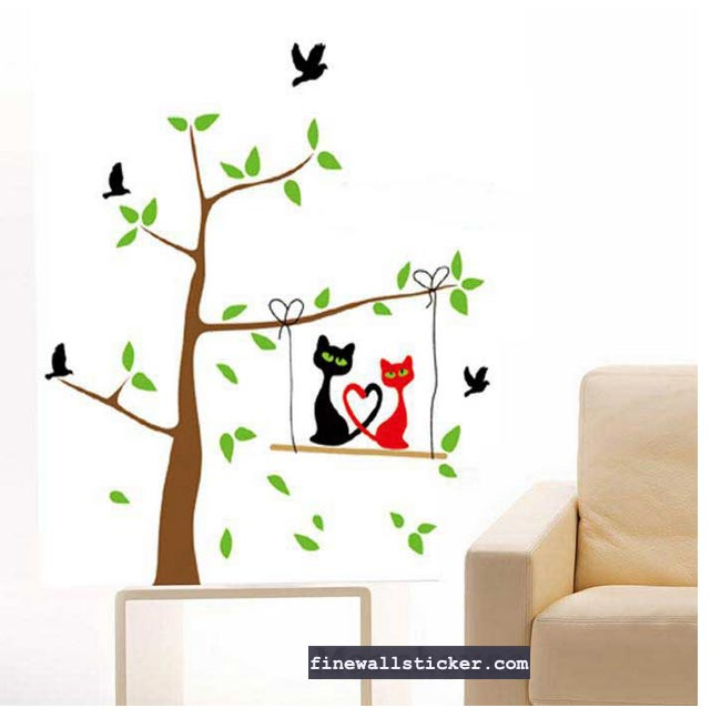 Wall Stickers Designs House Decorating In Wall Stickers Designs - Interior design wall stickers