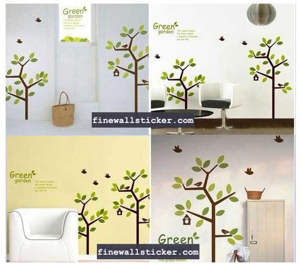 wall sticker, wall decal, design, interior design, vine wall stickers