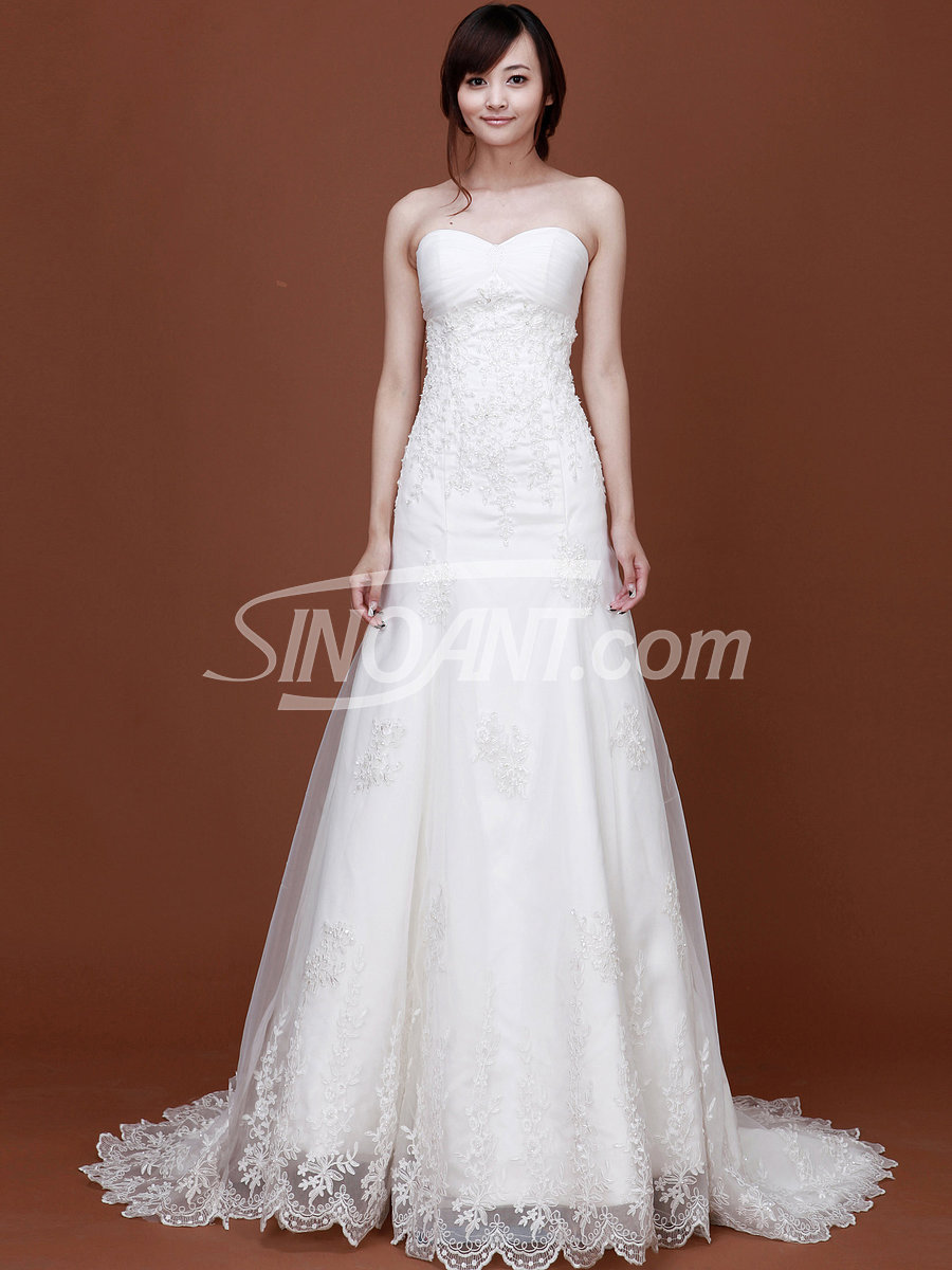 wedding dress, a-line wedding dress, big day, fashion