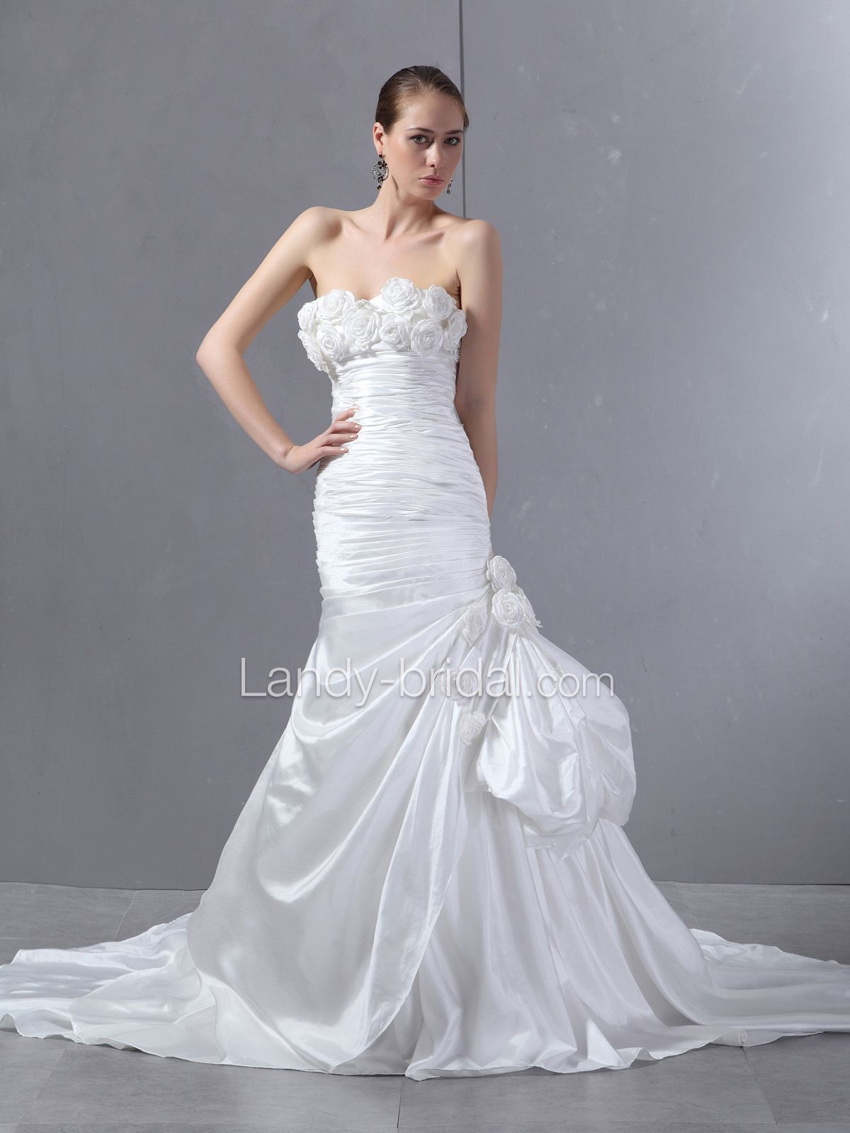 Enticing straps v neck over lace two double mermaid blue dress for bride mwd 208