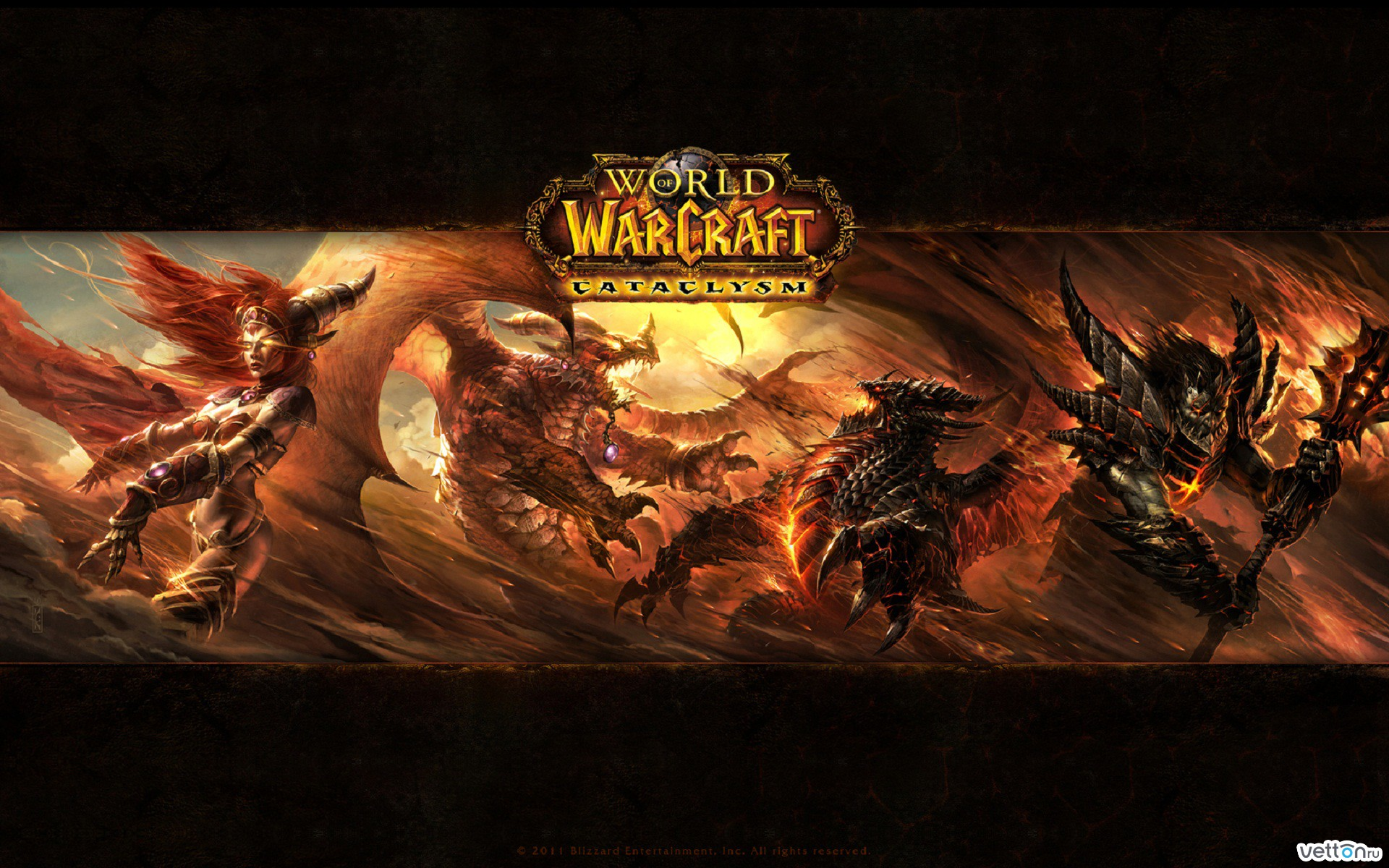 world, warcraft, cataclysm