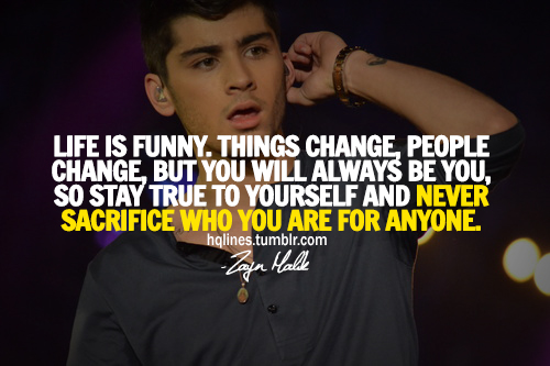 Zayn Quotes About Love : One Direction Quotes Zayn Malik. QuotesGram