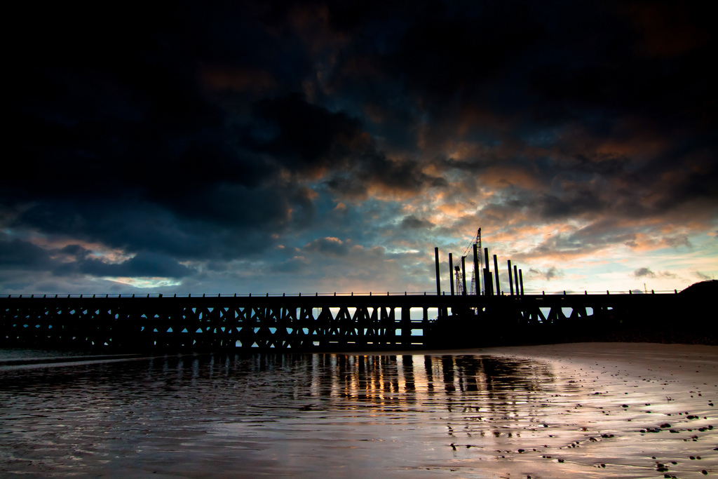 Canon 50D, clouds, dark, industrial