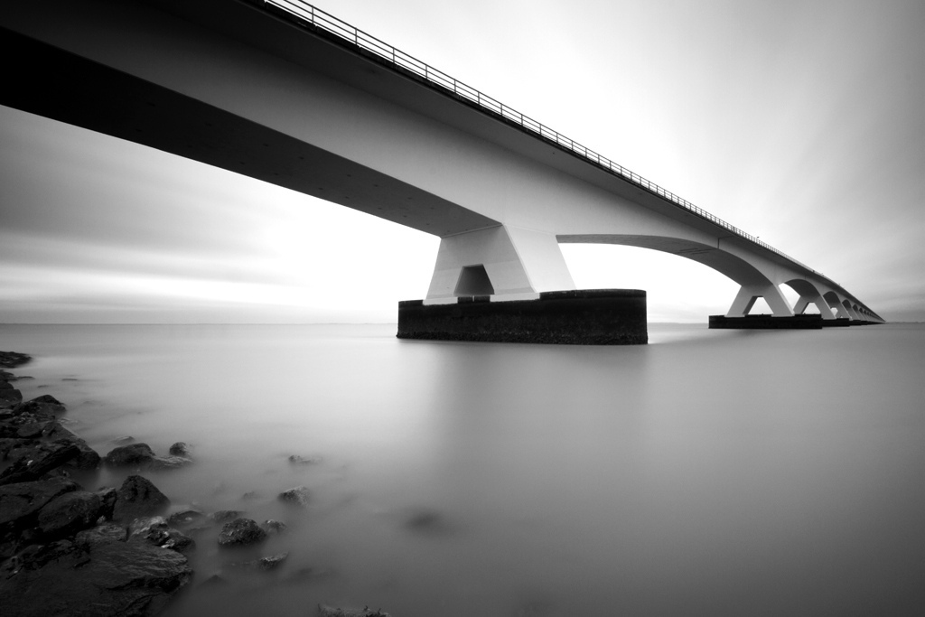 For Joel, kees smans, www.bwfineart.com, daytime long exposure
