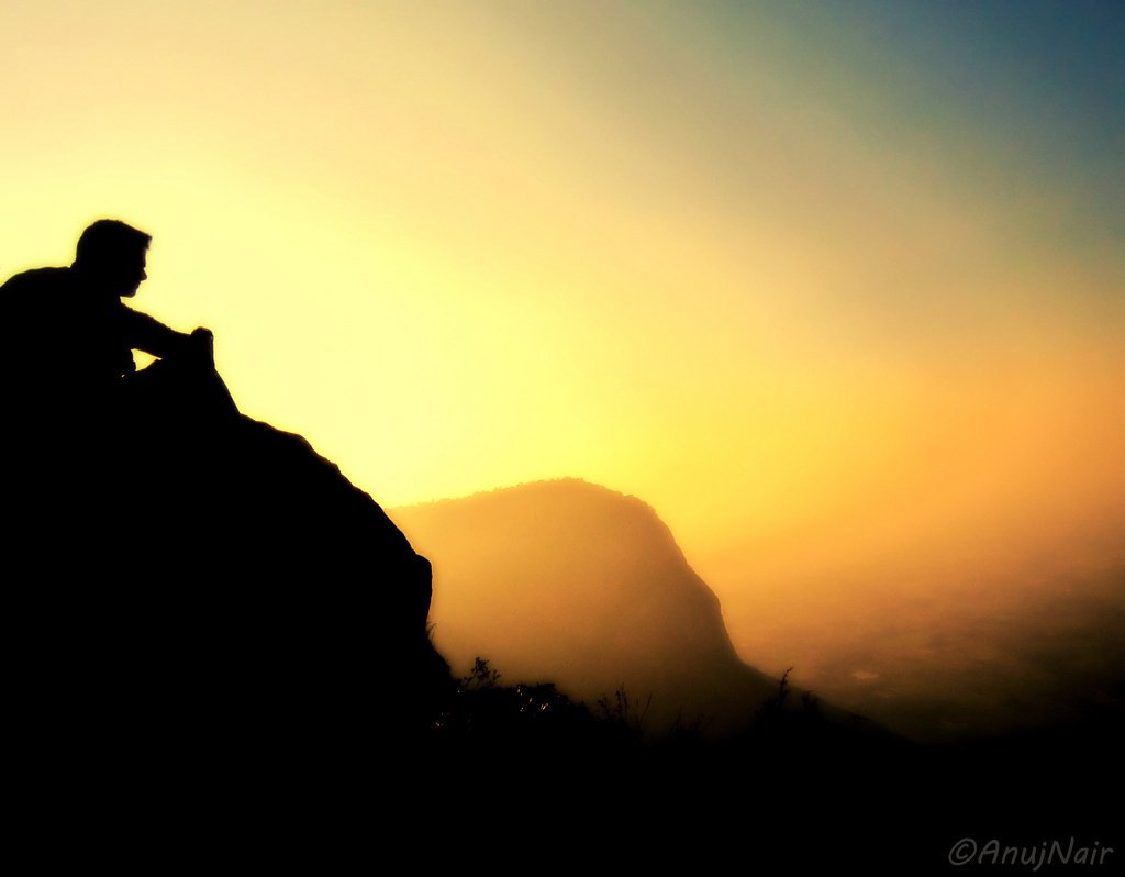 I, AnujNair, silhouette, lovely