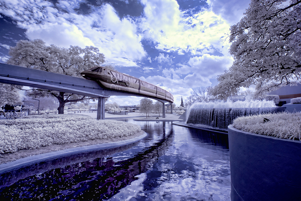 IR, Infrared, LifePixels, Disney