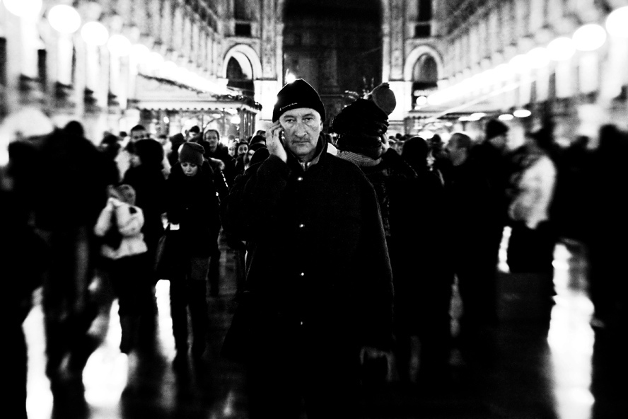 Lensbaby Milano, Milano, street, Luca Napoli