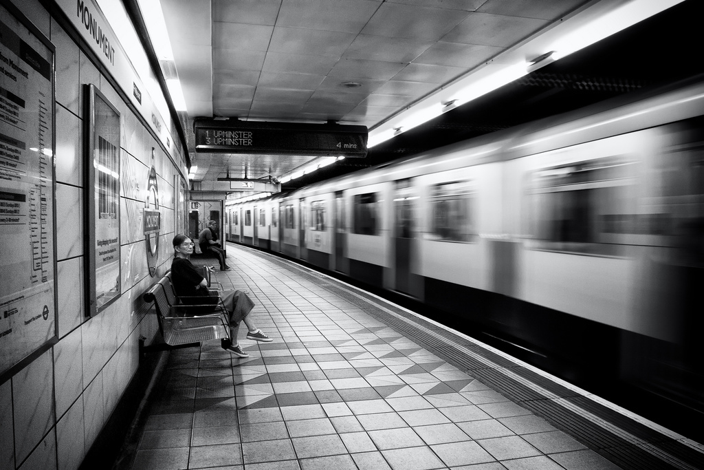 london, underground, platform, tube