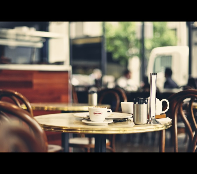 meeting for the first time, cafe, rendezvous, cinematic moments