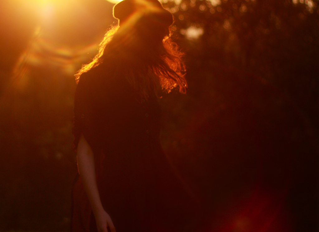 Molly Lichten, golden hour, hair, explore