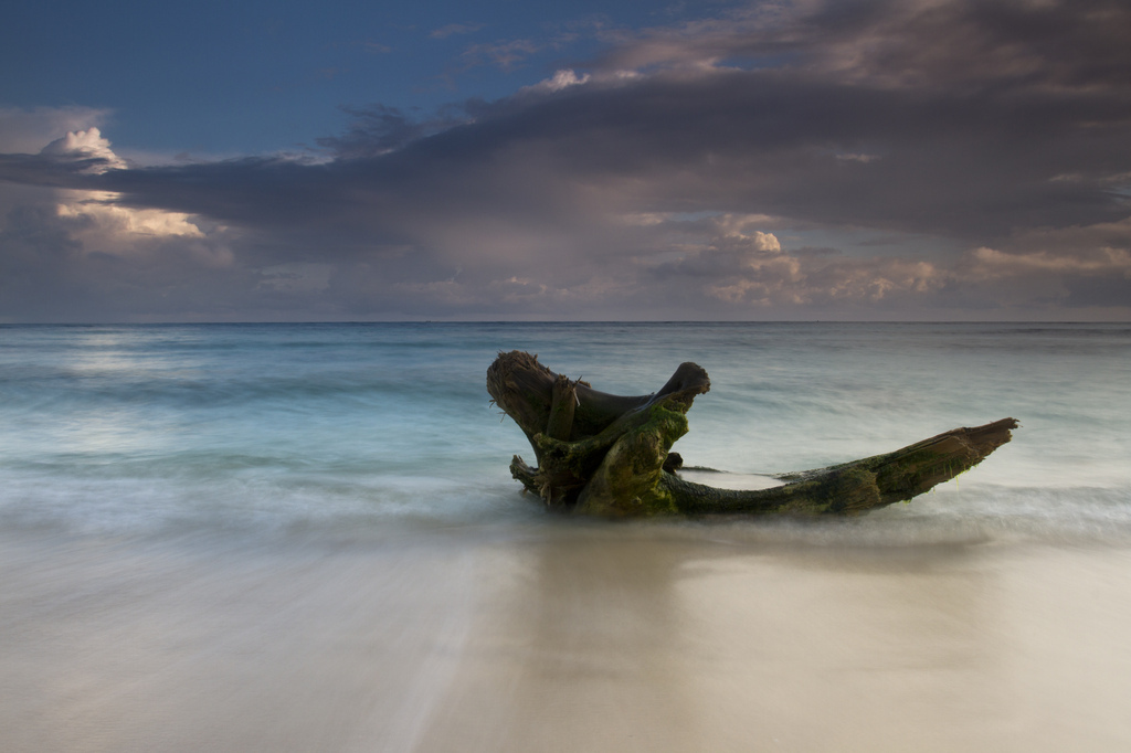 ocho rios, jamaica, long exposure, beach