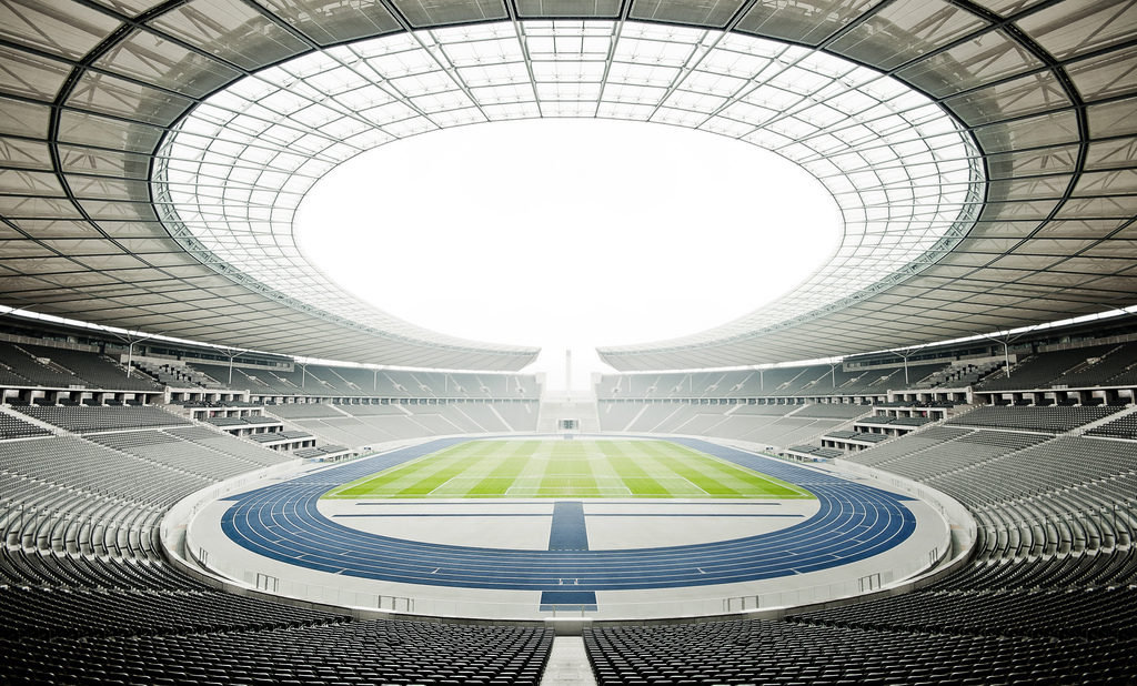 olympiastadion, berlin, germany, guido musch