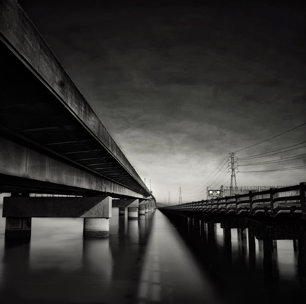 San Mateo Bridge, Foster City, CA, The Peninsula