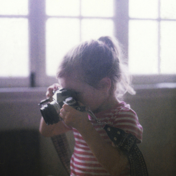 taking photos is serious business, for this 2.5 yr-old, ava and my OM-1, hasselblad 500cm