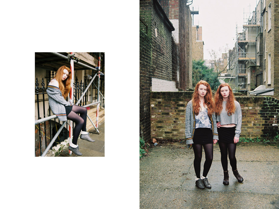 teenage kicks, film, kate and rachel