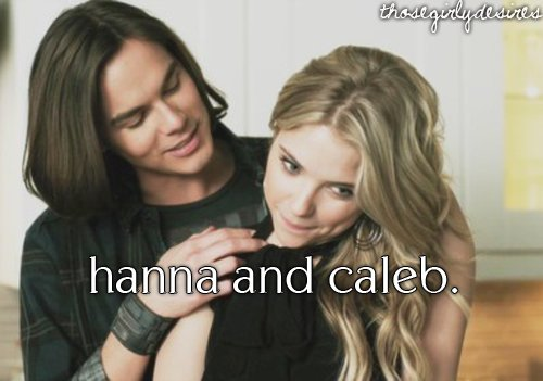 -a, ashley benson, blonde, boy, caleb, couple, girl, guy, hanna, love, marin, pretty little liars, those girly desires, tv show