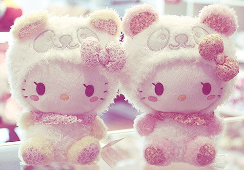 *-*, hello kitty