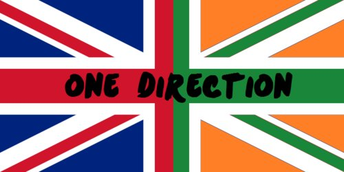 1d, direction, directioners, flag