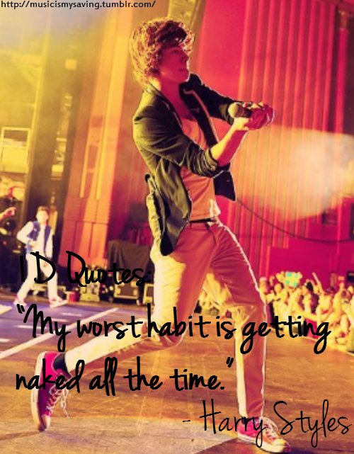 1d quotes, harry styles, musicismysaving, one direction