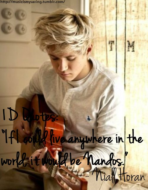 1d quotes, musicismysaving, niall horan, one direction