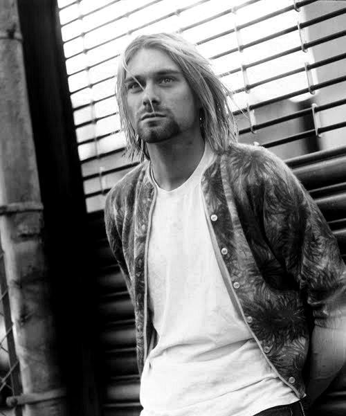 90s, awesome, black and white, dave grohl, grunge, krist novoselic, kurt cobain, nirvana, rock, rock and roll