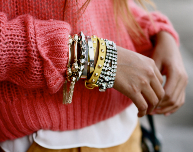 accessories, bracelet, earring, fashion