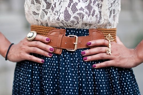 accessories, cute, dots, fashion