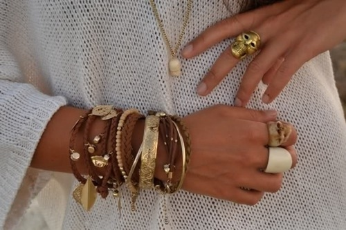 accessory, fashion, girl, golden