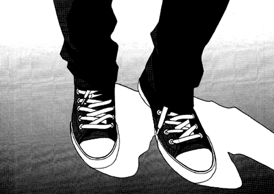 adorable, amazing, anime, art, aw, b&w, beautiful, black & white, black and white, boy, cute, draw, fashion, guy, illustration, image, kawaii, male, perfect, shoes, style