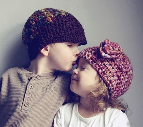 adorable, boy, couple, cute, girl, kiss, love, photography